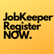 Register for JobKeeper now