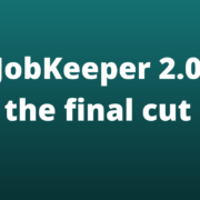 Jobkeeper 2.0 at Calculated Matters